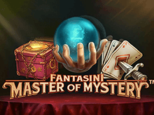 Слот Fantasini: Master of Mystery в клубе Адмирал