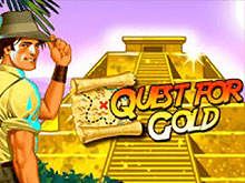 играть Quest For Gold онлайн